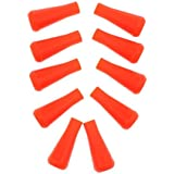 MagiDeal Set Of 10 Rubber Arrow Tips For 6mm/8mm Arrow Shaft