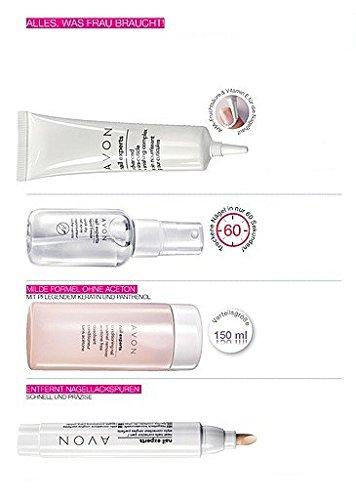 AVON Nail Experts Nagellack-Korrekturstift 3 ml Entfernt Nagellackspuren schnell und präzise *NEU*OVP*