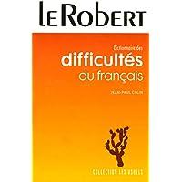 DICT DIFFICULTES FRANCAIS POCH