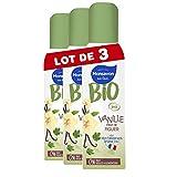 Monsavon Déodorant Bio Spray Vanille Figue 150 ml - Lot de 3