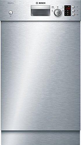 Bosch SPU25CS03E Unterbaugeschirrspüler / A+ / 220 kWh/Jahr / 2380 L/jahr / Aqua Sensor / Active Water Hydrauliksystem / Edelstahl
