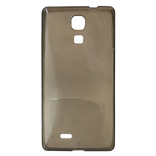 Easbuy Handy Hülle TPU Silikon Case Etui Tasche Schutzhülle für CUBOT P11 (Schwarz)