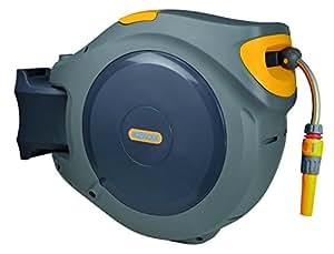Hozelock 06425900 Enrouleur de tuyau 30m (Import Allemagne)