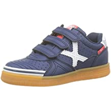 c60fac8a6 Amazon.es  munich zapatillas niño - Azul