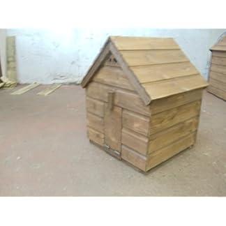 Duck House 60x60x75 Duck House 60x60x75 417wNTrzdzL
