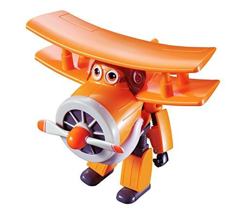 Super Wings Transfoming Grand Albert Niño/niña 1pieza(s) - Kits de figuras de juguete para niños (4 año(s), Niño/niña, 9 año(s), Multicolor, Dibujos animados, Super Wings)