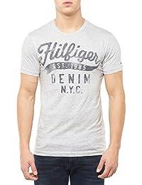 Hilfiger Denim Thdm Cn S/S 10, T-Shirt Homme