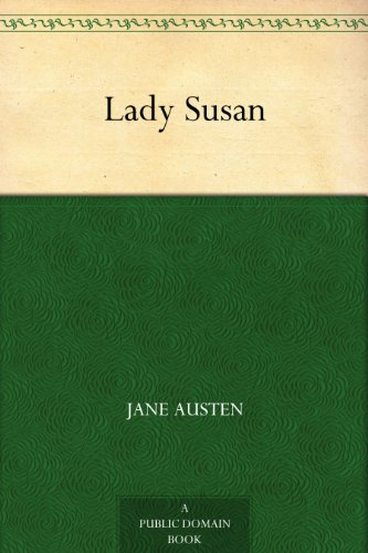 ebook: Lady Susan (B0083ZXYB6)