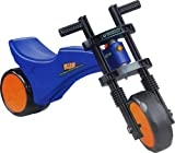 (BLM_B) Kids Motobike Balance Bike -deAO® (BLUE)