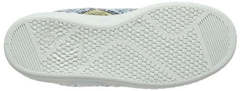 Another Pair of Shoes TessaaK1, Damen Sneakers Mehrfarbig (white/multi khaki1604)