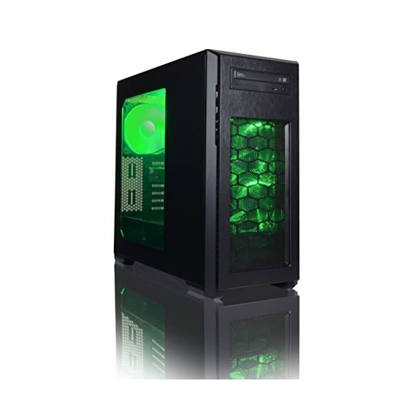 admi ultra gaming pc - amd fx-8350 high spec green led, home, family, multimedia desktop gaming computer with platinum warranty: powerful amd 4.0ghz eight core cpu, nvidia gtx 960 2gb ddr5 hdmi graphics card, hdmi, high speed usb3.0, 8gb 1600mhz ddr3 ram, 1tb hard drive, 24x dvdrw drive, bronze rated psu, phanteks enthoo m pro green led gaming pc case, windows 10 ADMI ULTRA GAMING PC – AMD FX-8350 High Spec Green LED, Home, Family, Multimedia Desktop Gaming Computer with Platinum Warranty: Powerful AMD 4.0Ghz Eight Core CPU, NVIDIA GTX 960 2GB DDR5 HDMI Graphics Card, HDMI, High Speed USB3.0, 8GB 1600MHz DDR3 RAM, 1TB Hard Drive, 24x DVDRW Drive, Bronze Rated PSU, Phanteks Enthoo M Pro Green LED Gaming PC Case, Windows 10 417wQRqCRJL