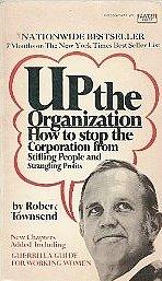 UP THE ORGANIZATION (CORONET BOOKS)
