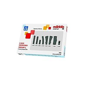 417wSpLnGDL. SS300  - Märklin Start up 24905 - C-Gleis-Ergänzungspackung C5, Spur  H0