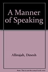 A Manner of Speaking