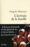 L'écrivain de la famille (Littérature française)