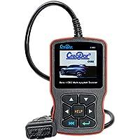 Creator C501 - Escáner multisistema C501 para BMW y OBDII/EOBD, Lector de código