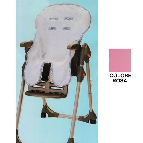 Housse pour Chaise Haute Willy & Co. en Eponge 943 (ROSE)