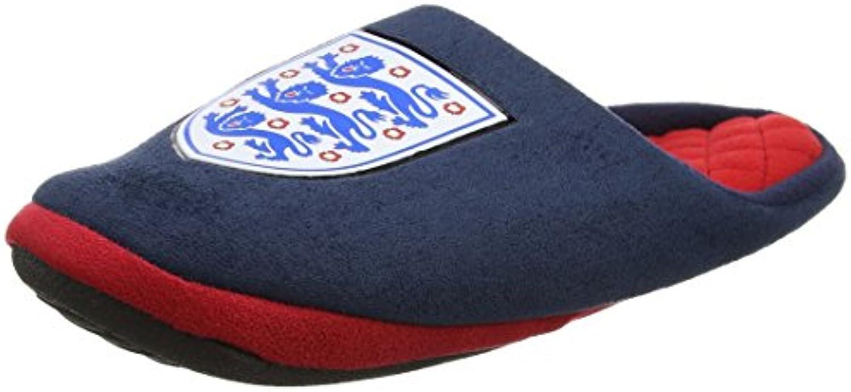 Bafiz Herren England Game Slipper Pantoffeln