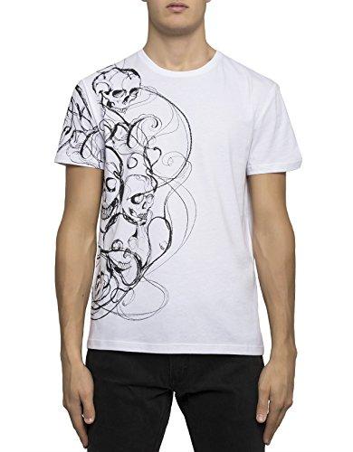 alexander-mcqueen-mens-453145qizp40900-white-cotton-t-shirt
