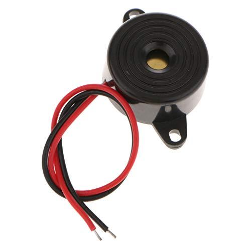 F Fityle Alarm Elektronische piezoelektrisch 3 Polig Signalgeber Schallgeber