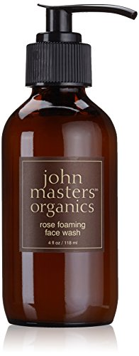 John Masters Organics - Skincare Rose Foaming Face Wash 118Ml- Skincare linea