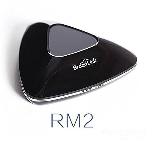 [Envoi Gratuit] Broadlink RM2 Pro Smart Home Automation téléphone télécommande sans fil // Broadlink RM2 Pro Smart Home Automation Phone Wireless Remote Control