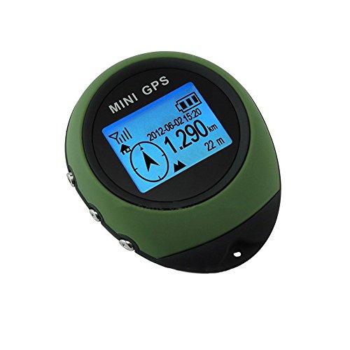 Mini-GPS-Cycle Trainer 2.0 Fahrradcomputer w / Heart Rate Monitor Fitness Neu