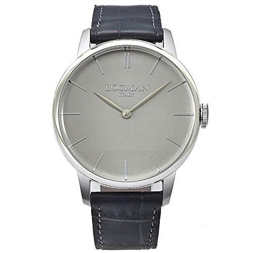 Reloj Solo Tiempo Hombre Locman 1960 Casual cód. 0251V06-00AGNKPA