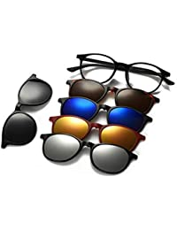 0a873dc25da6 Amazon.in  Silvers - Sunglasses   Spectacle Frames   Men  Clothing ...