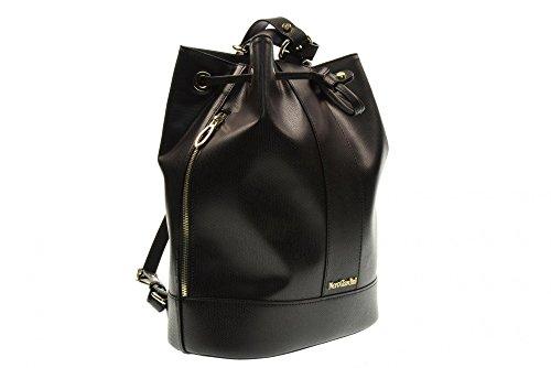 NERO GIARDINI sac à dos de femmes avec P743414D / 100 poignées Nero