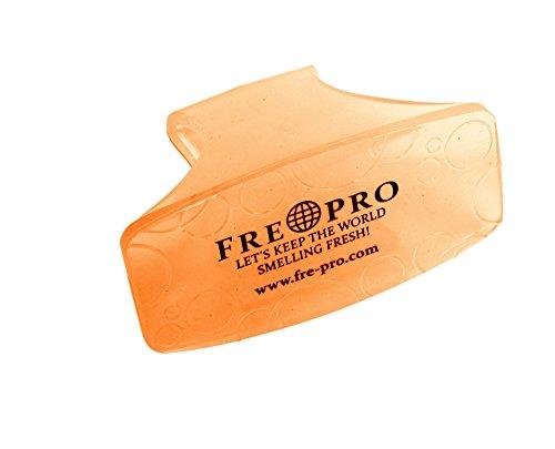 fre pro Fre-Pro Bowl Clip - Duftspender / Lufterfrischer für Damen-Toiletten - Mango, 1 Stück