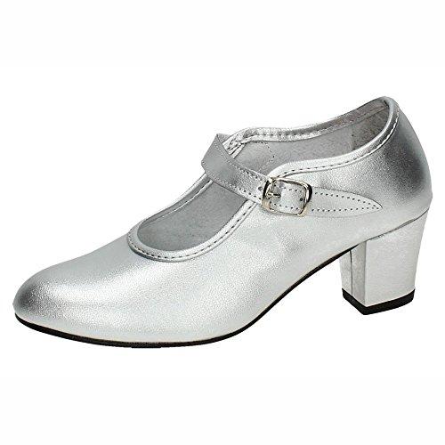 MADE IN SPAIN 22 Zapatos DE SEVILLANA NIÑA Zapatos