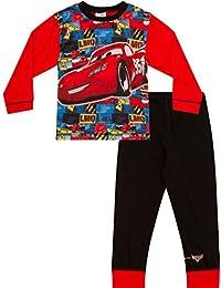 Disney Cars Pijama 2 A 7 años McQueen Cars pijama Disney Long ...