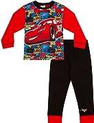 Fresco Disney Pixar Cars McQueen PJ set. Il più adorabile immagine di McQueen sulla parte superiore con McQueen loghi su lunghe pantaloni lunghi. Queste vetture pigiama sono sicuro di essere adorato e far dormire divertente. Non perdetevi que...