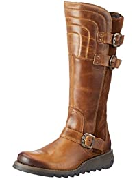 FLY London Sher730fly, Bottes Motardes Femme