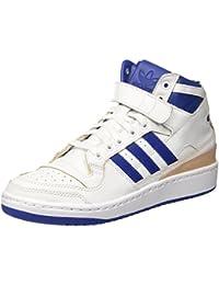 online retailer d7d06 e0ddd adidas Forum Mid (Wrap), Chaussures de Basketball Homme
