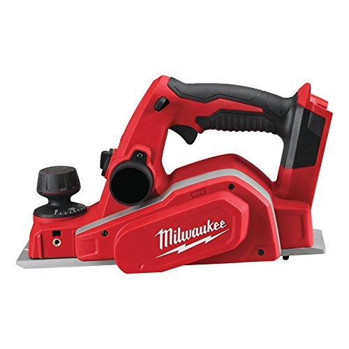 Milwaukee 4933451113 Akku-Handhobel M18BP/0 12 W, 12 V