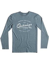 Quiksilver EQYZT03939 West Pier T-Shirt Homme