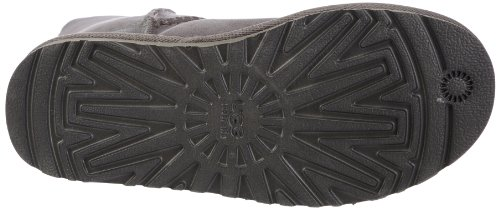 UGG 1873 Bailey Button Triplet, Damen Stiefel Grau (Grey)