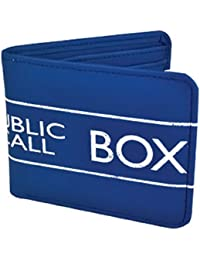 Doctor Who - Wallets 50th> Tardis (in One Size)