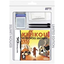 Atari - DS KIRIKOU + PACK ELEMENTS POUR NINTENDO DSLITE