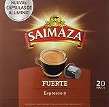 Saimaza Café Fuerte - 20 Cápsulas