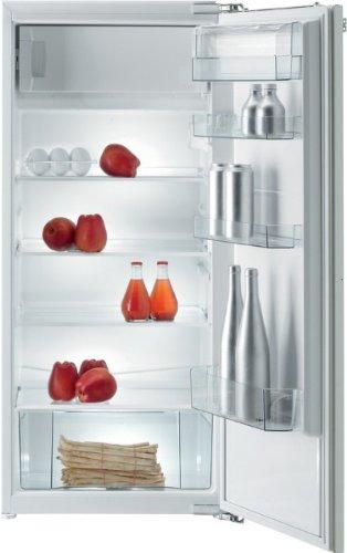 Gorenje RBI 5122 AW Einbau-Kühlschrank mit Gefrierfach / A++ / Höhe: 122,5 cm / Kühlteil: 183 L / Gefrierteil: 17 L / weiß / PullOut-Glasablagen