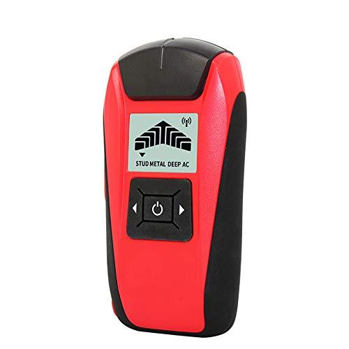 Wand-Scanner Digital, 4 in 1 elektronischer Stift-Sensor mit Multifunktionsfunktion Wanddetektor-Center-Suche mit LCD-Anzeige -
