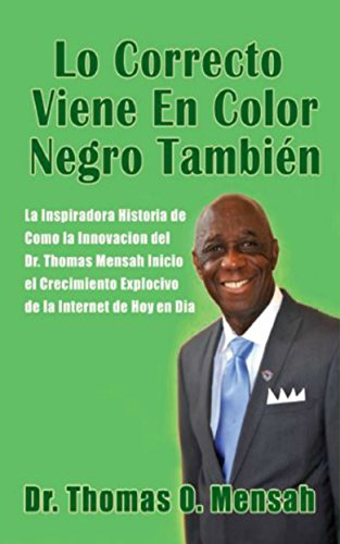 LO CORRECTO VIENE EN COLOR NEGRO TAMBIÉN: Lo que hat que tener existe en negro tambien por Dr.Thomas O. Mensah