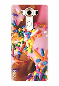 Noise Pink Sprinkle Donuts Printed Cover for LG V10