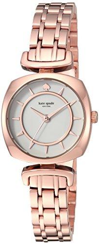 Kate Spade Women's Barrow KSW1322 Gold Stainless-Steel Quartz Fashion Watch