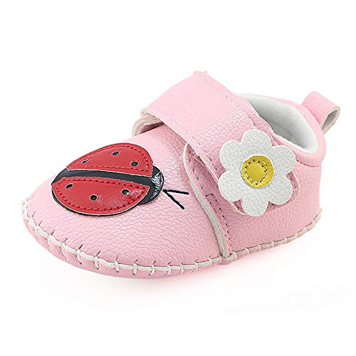 Babyschuhe, LANSKIRT Kleinkind Neugeborene Babyschuhe Jungen Mädchen Cartoon Krippe Winterstiefel Prewalker warme ()