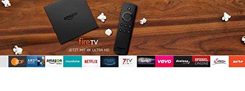 Amazon Fire TV mit 4K Ultra HD - 2