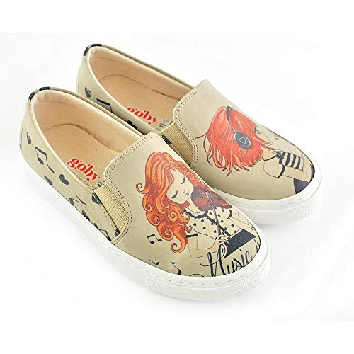 Slip Sneakers Violinist Shoes Coc4004 On hBdtrCsxQo
